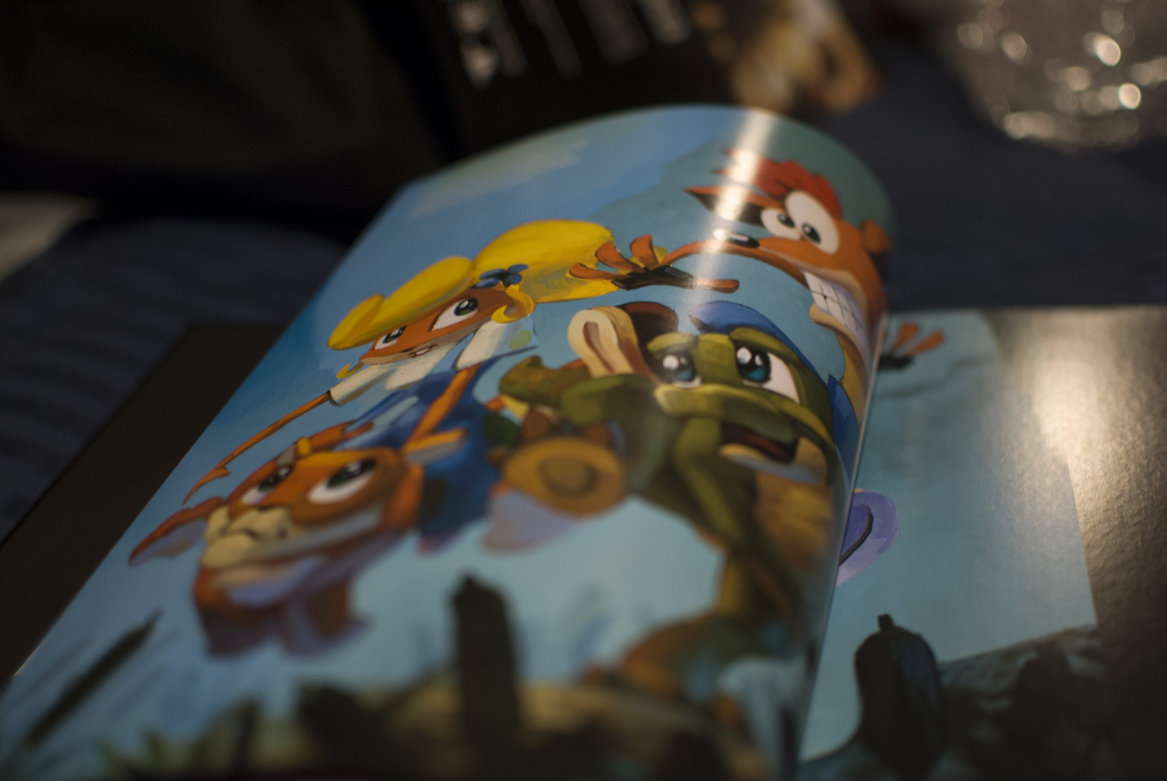 The Art Of Naughty Dog Limited Edition Review